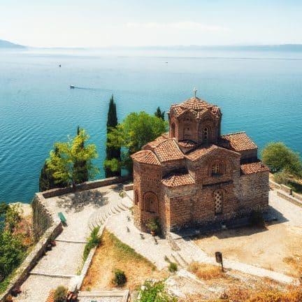 Noord-Macedonië vakantie