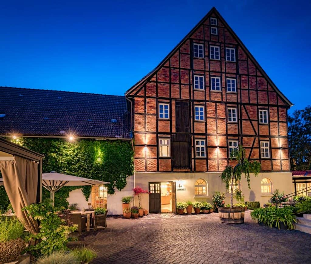 Romantik Hotel am Brühl in Quedlinburg