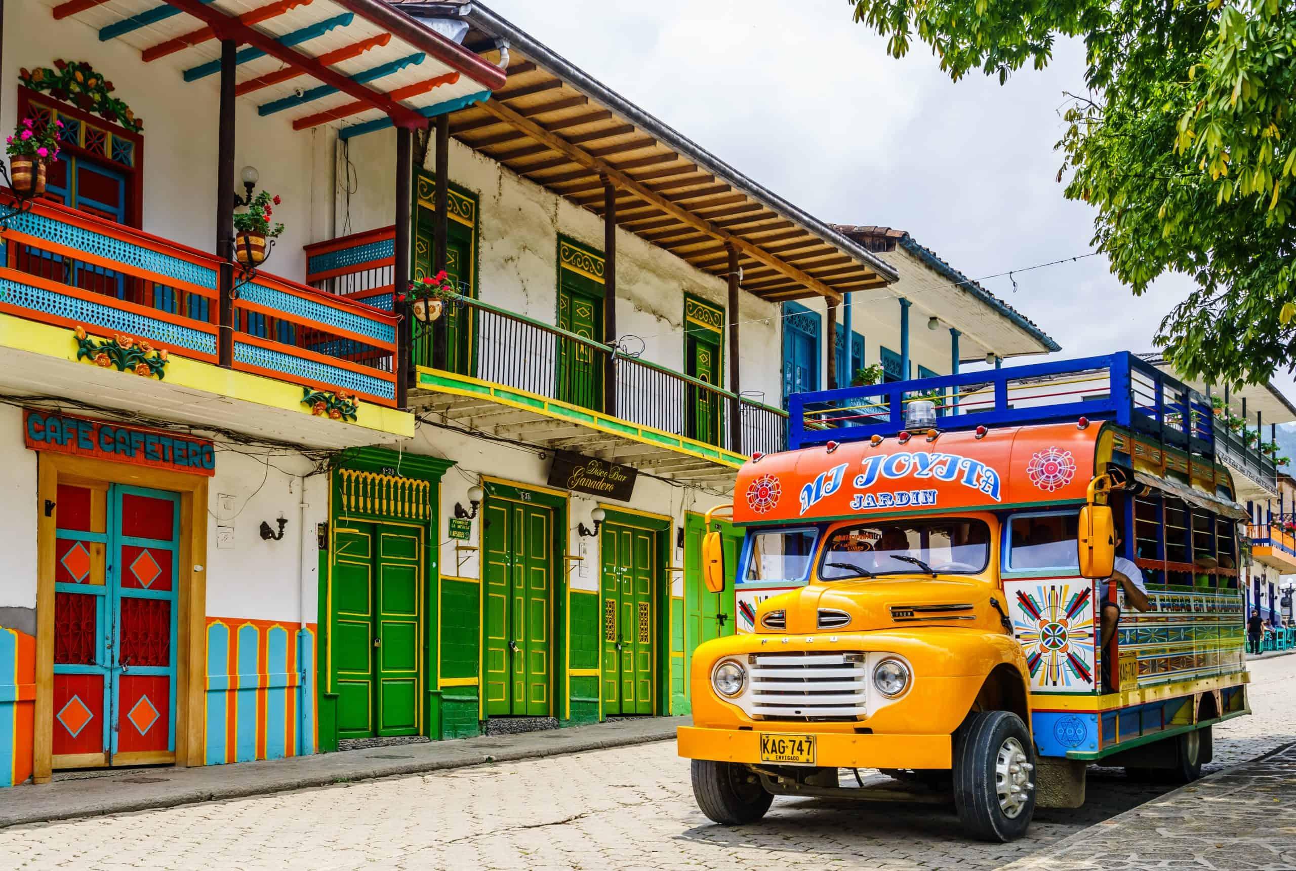 Rondreis Colombia en vakantie Colombia