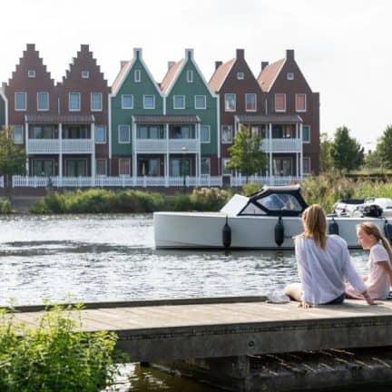 Roompot Marinapark Volendam in Noord-Holland
