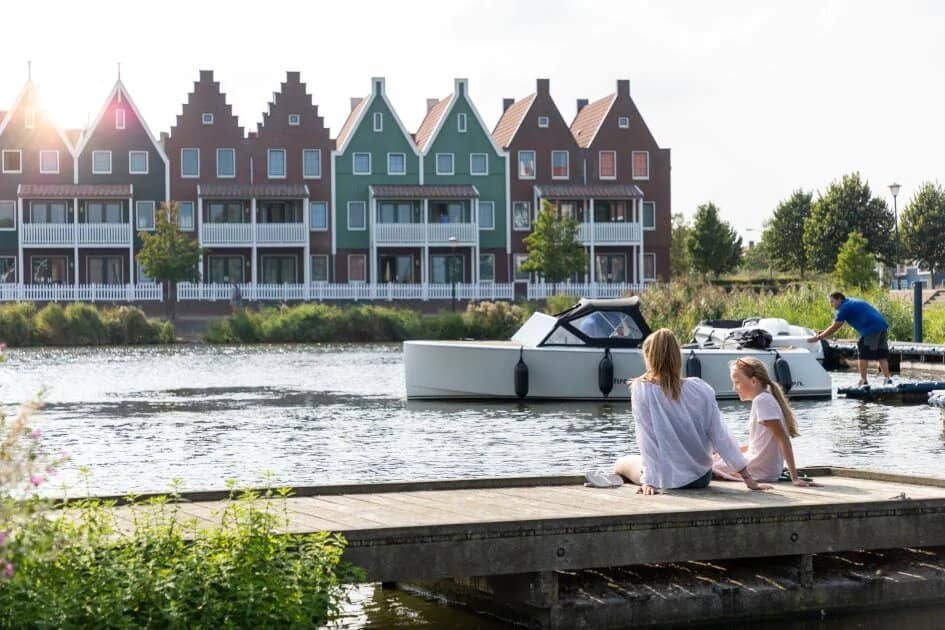 Roompot Marinapark Volendam in Noord-Holland