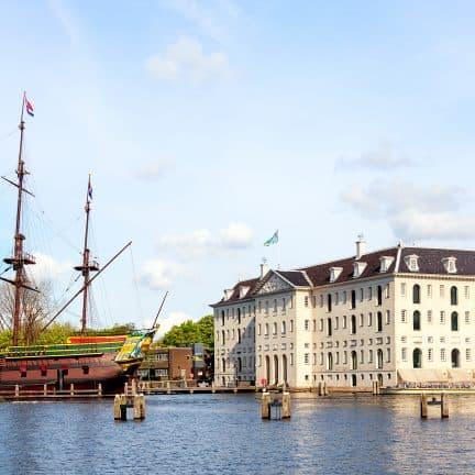 scheepvaart museum onderdeel musea amsterdam