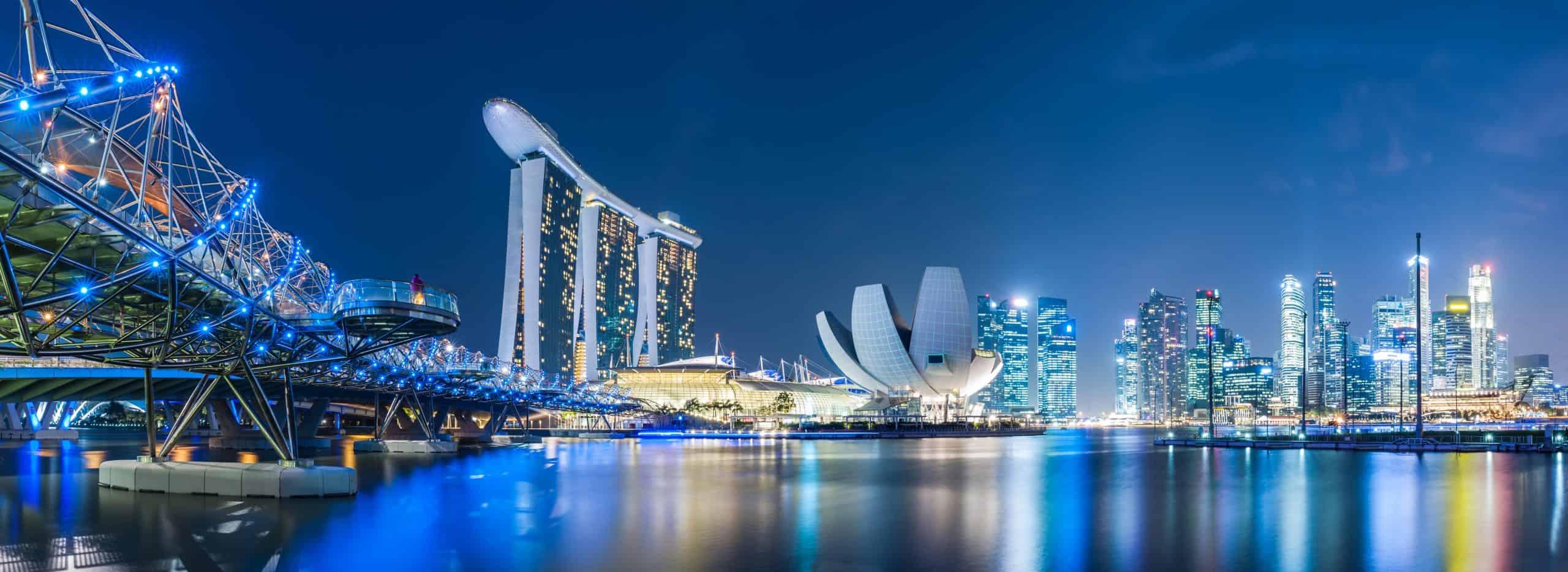 Singapore vakantie