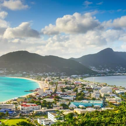 Sint Maarten vakantie