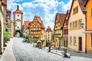 Vakantie Duitsland