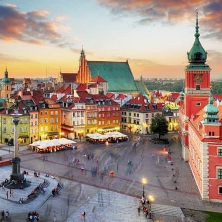 Vakantie Polen