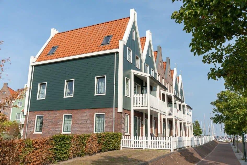 Vakantiehuizen van Roompot Marinapark Volendam