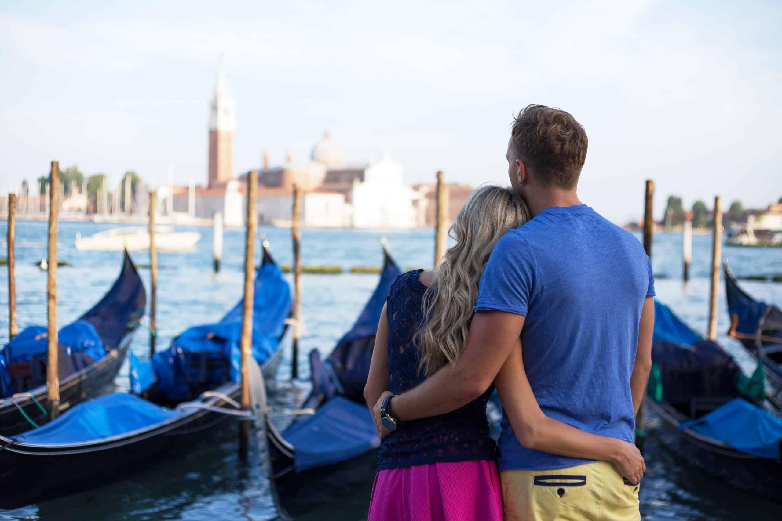Venetie, een van de meest romantische steden ter wereld