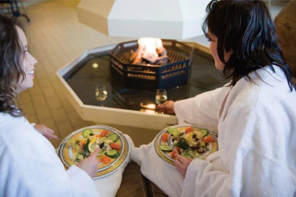 Wellness van Roompot Hof Domburg