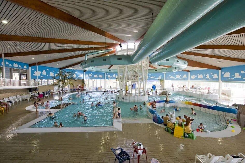 Zwembad van Roompot Hof Domburg