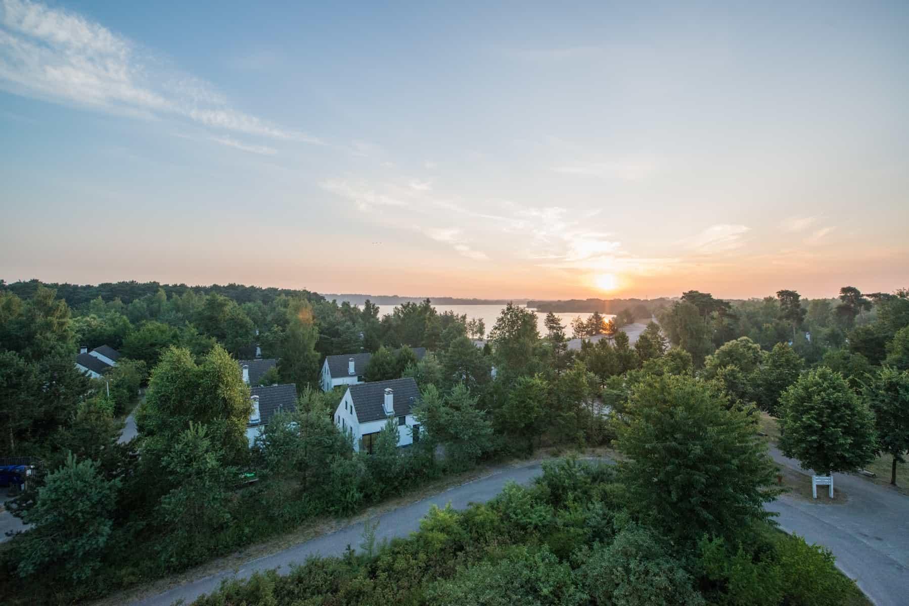 Sunparks Kempense Meren in Mol, België