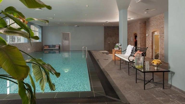 Zwembad van Boutique Hotel Ter Zand