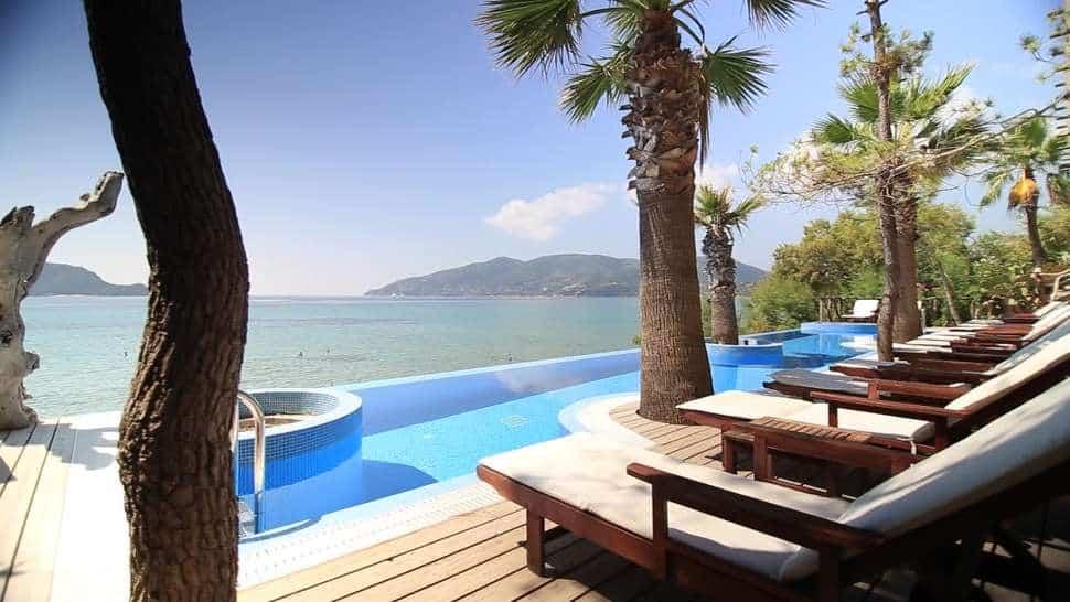 Gloria Maris Hotel in Agios Sostis, Zakynthos