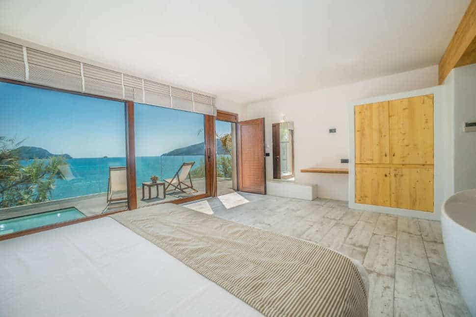 Grand suite van Gloria Maris Hotel