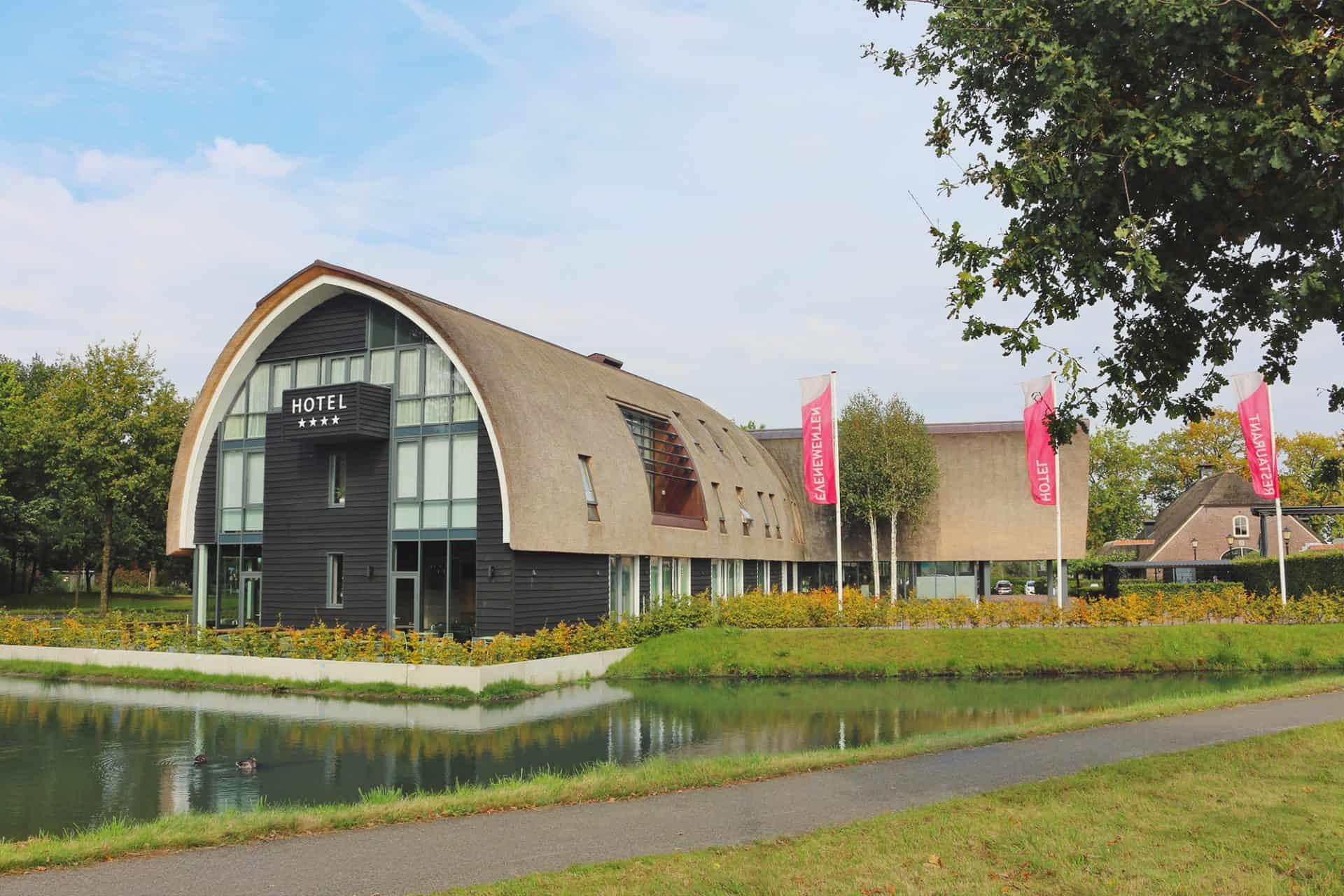 Hotel De Roode Schuur in Nijkerk, Gelderland