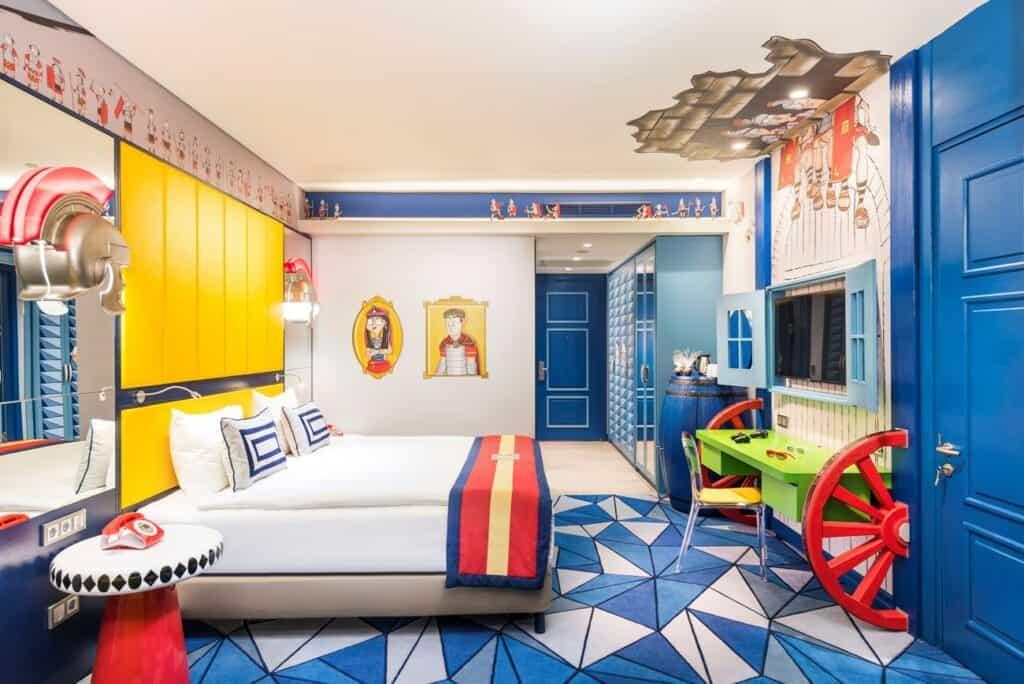 Hotelkamer van The Land of Legends Kingdom Hotel