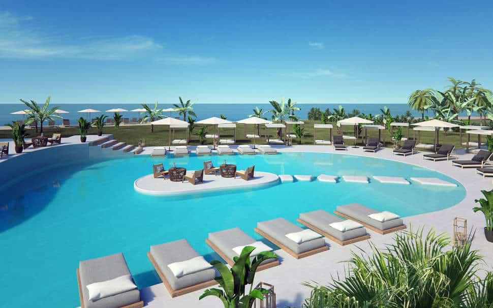 Pepper Sea Club Hotel in Georgioupolis, Kreta