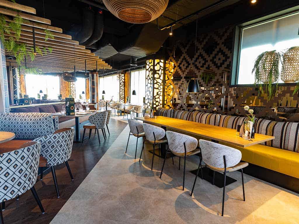 Restaurant van Fletcher Hotel-Restaurant ByZoo Emmen