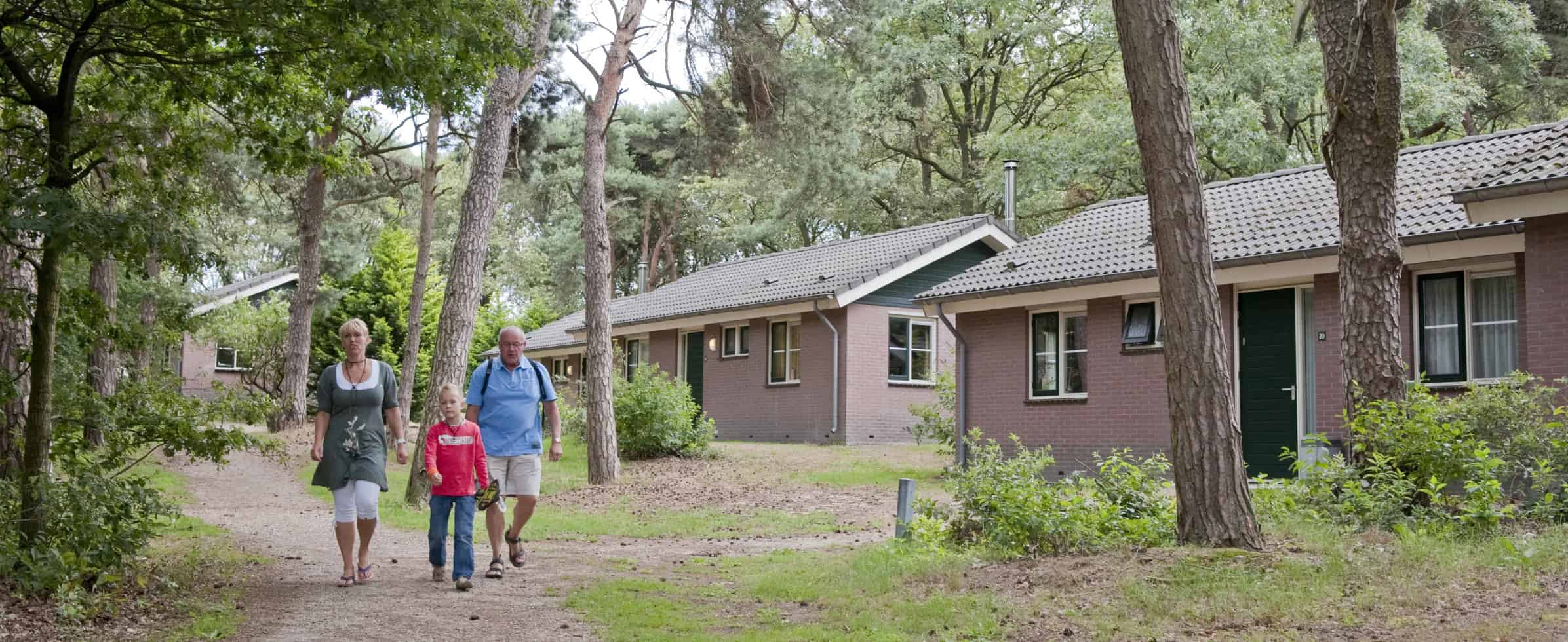 Roompot Park de Peel in Vlierden, Noord-Brabant