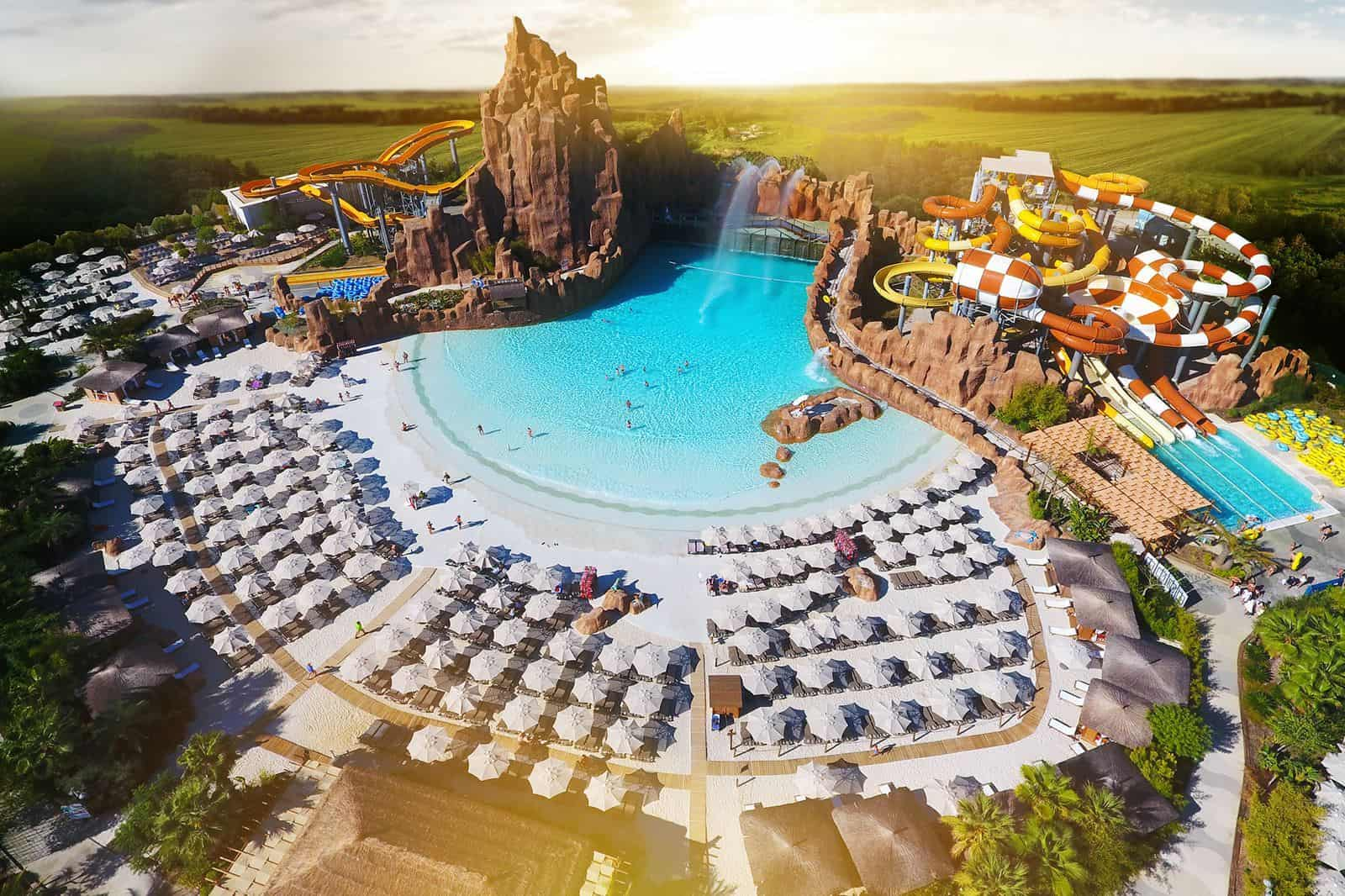 The Land of Legends Kingdom Hotel in Belek, Turkije