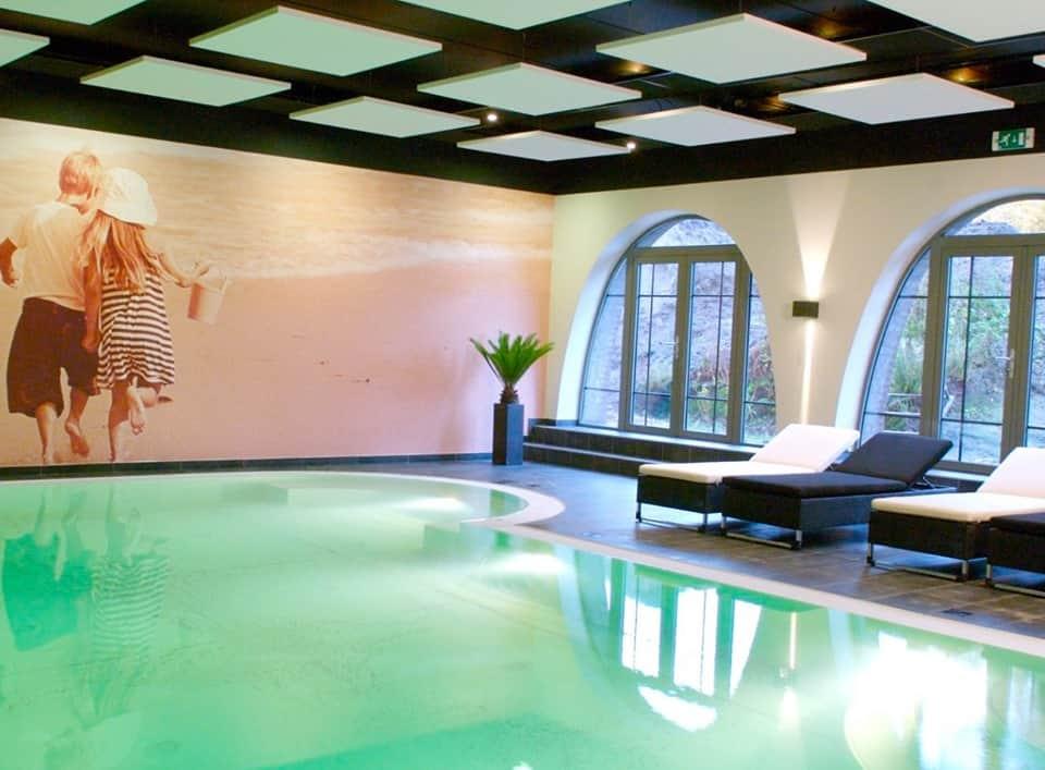 Zwembad van Parkhotel Horst