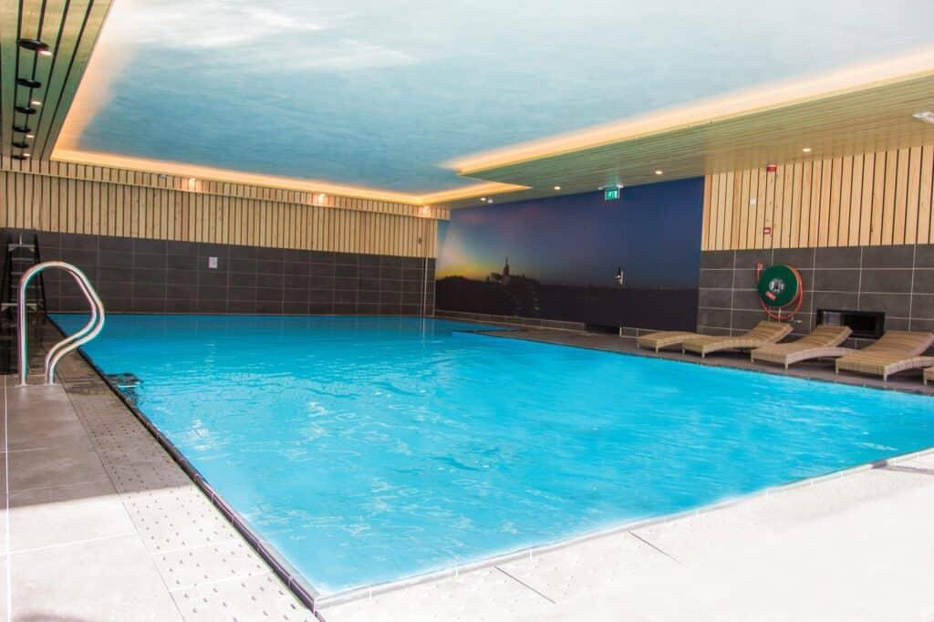 Zwembad van 't Wapen van Marion