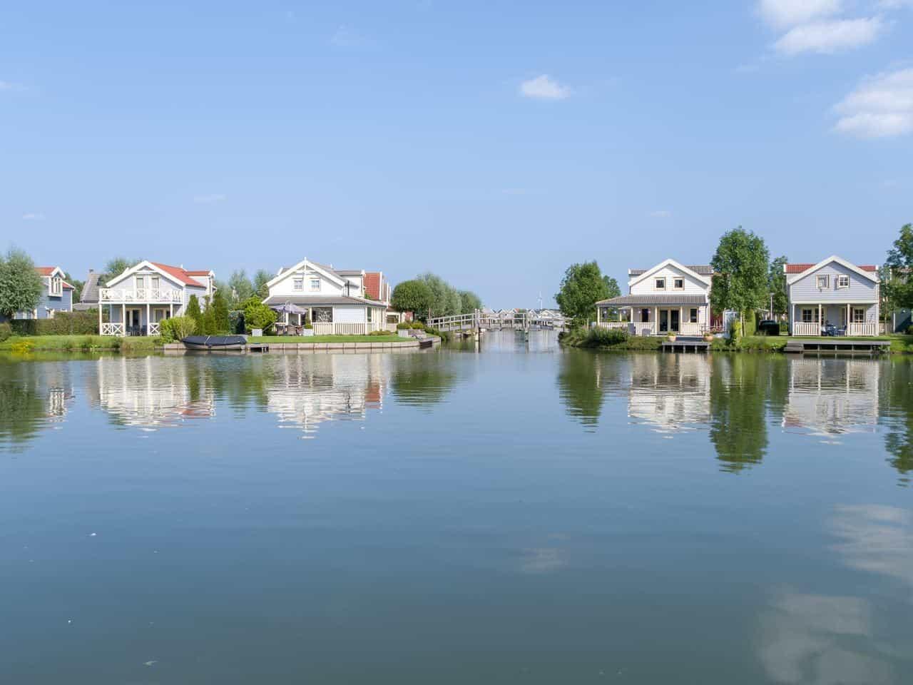 Landal Vakantiepark Zuytland Buiten in Simonshaven, Zuid-Holland